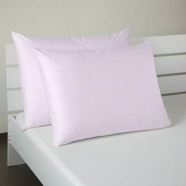 Saténový povlak světle fialový 50x70cm