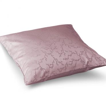 Damaškový povlak růžový sen 40x40cm