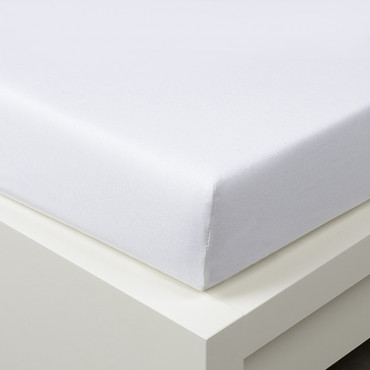 Tencel® prostěradlo bílé